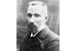 Article on Pierre Curie