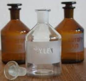 Xylene - a solvent, mixture of three isomers