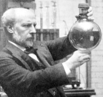 James Dewar – inventor of Dewar flask