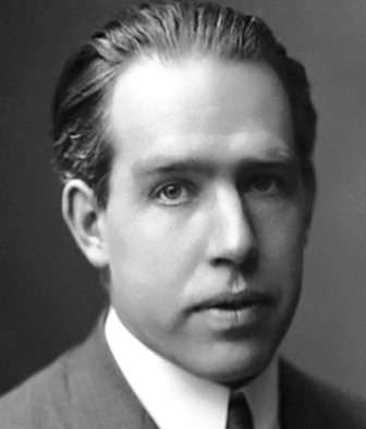 Niels Bohr – developer of Bohr model
