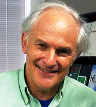 Harold Walter Kroto - co-discoverer of buckminsterfullerene