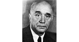Friedrich Bergius – developer of Bergius process