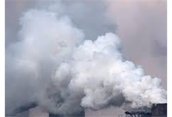 Major Pollutants or Chemicals in Air of India & China