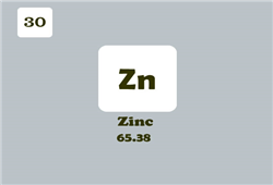 4 vital things about zinc that you should know worldofchemicals in the periodic table zinc is designated with the chemical symbol of zn and an atomic number of 30 the number of electrons per shell is 2 8 18 and 2 urtaz Images