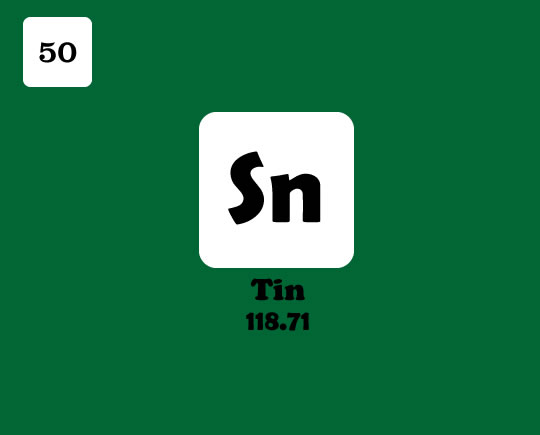 The discovery of Tin(Sn)