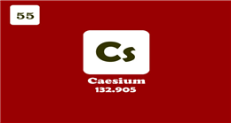 Unknown facts about Caesium