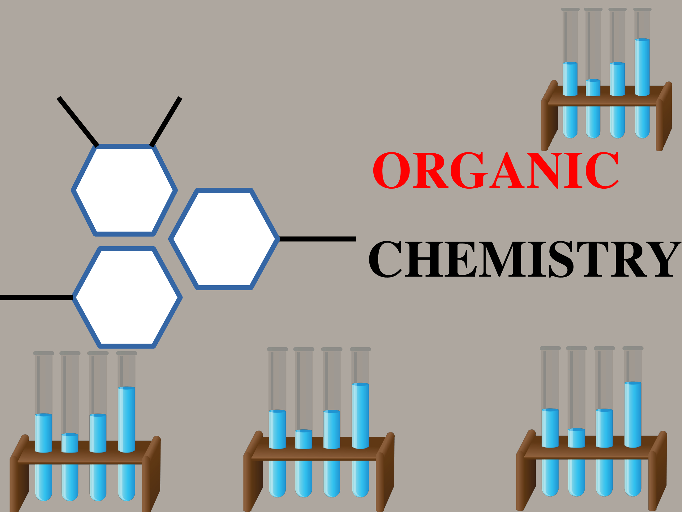 Organic chemistry – study of carbon compounds