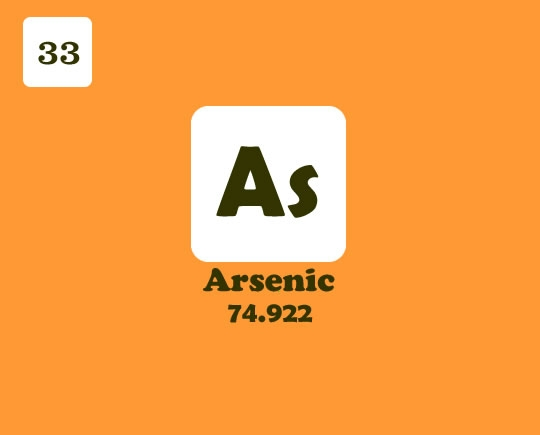 Everything About Arsenic