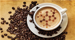 Typical chemical analysis of caffeine