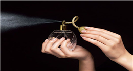 What is the chemistry of a perfume?