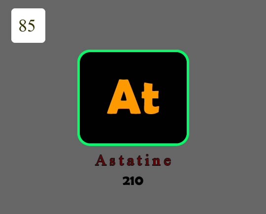 Astatine-Element information, properties, uses and facts