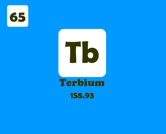 The exceptional facts about Terbium
