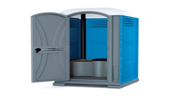 Portable Toilet: Blue Liquid Unraveled