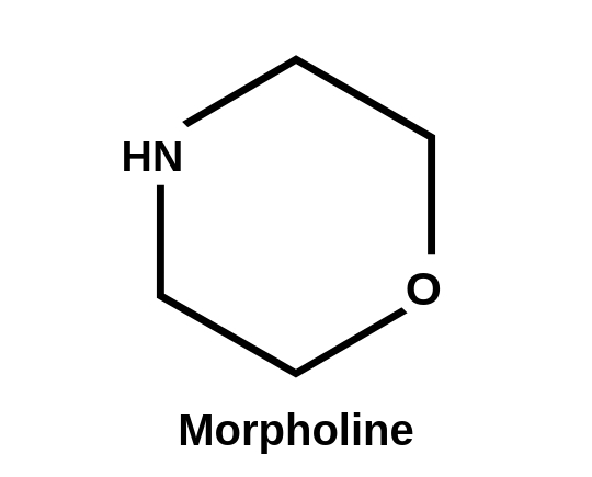 Applications of Morpholine in Chemical Industry