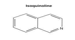 Isoquinoline - Synthesis, Applications and Scope