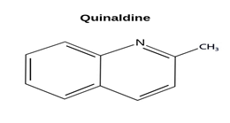 Quinaldine - Derivative of Quinoline