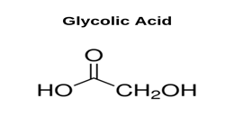 Applications of Glycolic Acid