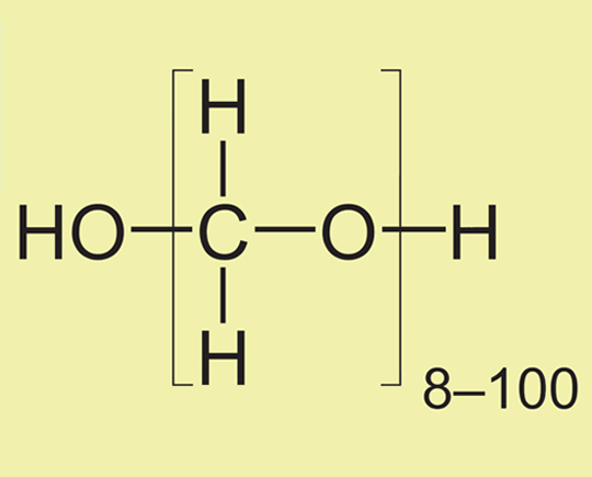 General Facts related to Paraformaldehyde
