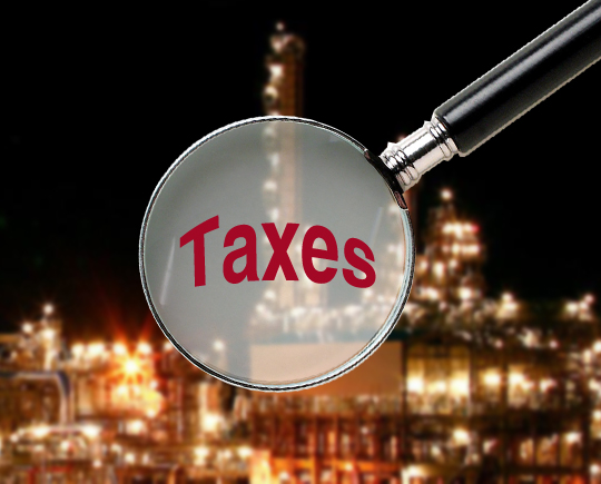 Taxes in Chemical Industry
