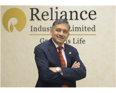 Ajay Shah, president, Polymer Chain, Reliance Industries Ltd,