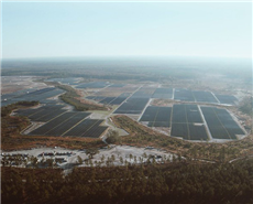 Solvay opens new solar farm in US