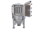 Hygienic side entry receiver filter for challenging requirements