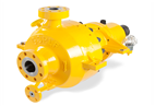 Low flow sealless pumps for hydrocarbon, chemical industries
