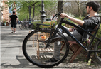 BigRep presents world's first 3D printed airless bicycle tire