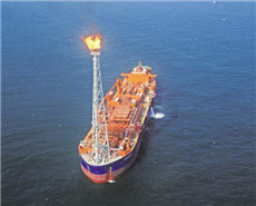 With the sale of the Cambay Basin stake, RIL now holds only four blocks—KG-D6 (in photo), Mahanadi basin's NEC-25 and GS-01 in Saurashtra basin and the Panna-Mukta-Tapti oil and gas fields in the Arab