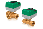 Expansion of the control ball valves family