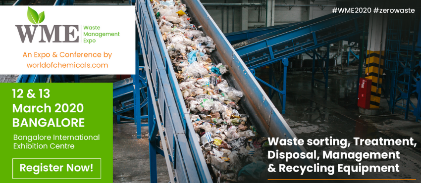 PET Recycling - waste management expo 2020