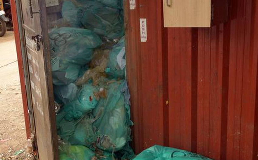 Hospitals in Tiruchi, India asked to set up solid waste management system