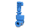 New compact grinder for sludge and raw sewage applications