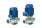 SIL inline single stage centrifugal pump range for many liquids