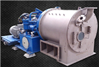 Pusher centrifuge for various applications