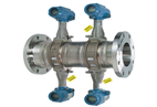 Vortex flow meters to enhance plant safety and reliability