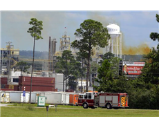 Explosion at Airgas chemical plant in US; one killed