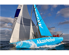 The partnership reflects AkzoNobel's long association with the sea through supplying advanced marine coatings.