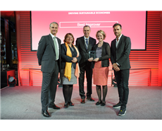 "Lanxess receives the ""Best Improver Germany Award"""