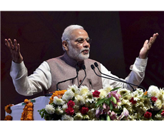 Prime Minister Narendra Modi asks Indian energy companies to become MNCs during the Petrotech conference.
