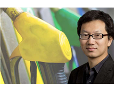 Yang Zhang, assistant professor of Nuclear, Plasma, and Radiological Engineering and Beckman Institute for Advanced Science and Technology.