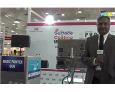 M K Ganesan, Managing Director, Prism Surface Coatings (P) Ltd.