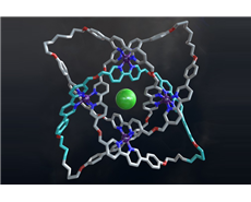 The breakthrough knot has eight crossings in a 192-atom closed loop – which is about 20 nanometers long.