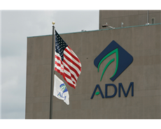 ADM's headquarters building in Decatur, Illinois.