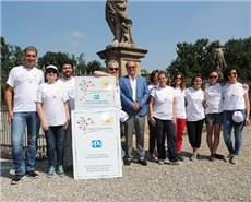 PPG initiative helps to revitalise historic villa In Milan