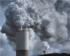 The particulates known as titanium suboxide nanoparticles are unintentionally produced as coal is burned. (File photo)