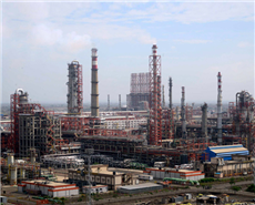 Essar Oil's refinery in Vadinar, India.