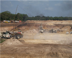GB Minerals' Farim phosphate project in Guinea-Bissau, West Africa.