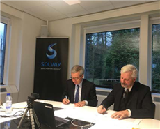 Solvay joins Ellen MacArthur Foundation for accelerating circular economy