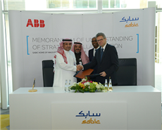 ABB, Sabic sign agreement to drive chemical industry innovation